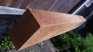 OAK BEAM (mahogany effect) (4)